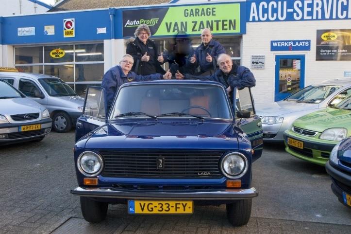 Garage Van Zanten : Jubileum