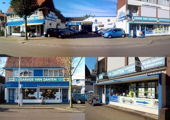 Garage Van Zanten : Showrooms