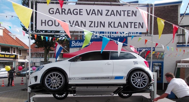 Garage Van Zanten : Ladies and gentlemens afternoon